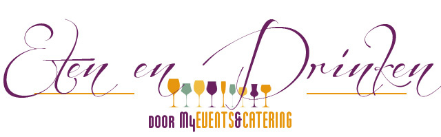 Eten en drinken verzorgd door M4Events&Catering
