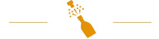 oranje-fles